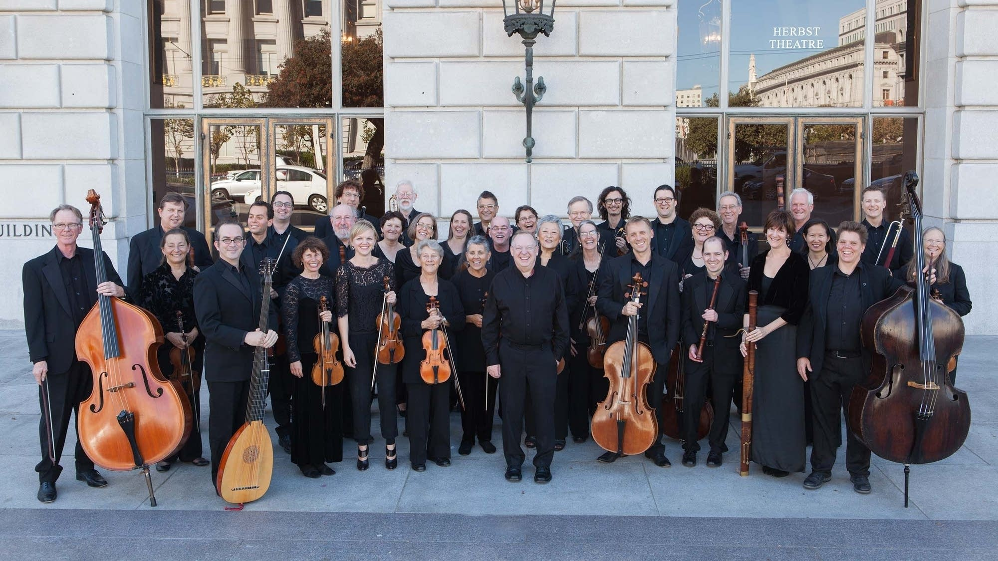 Philharmonia Baroque Orchestra and Chorale