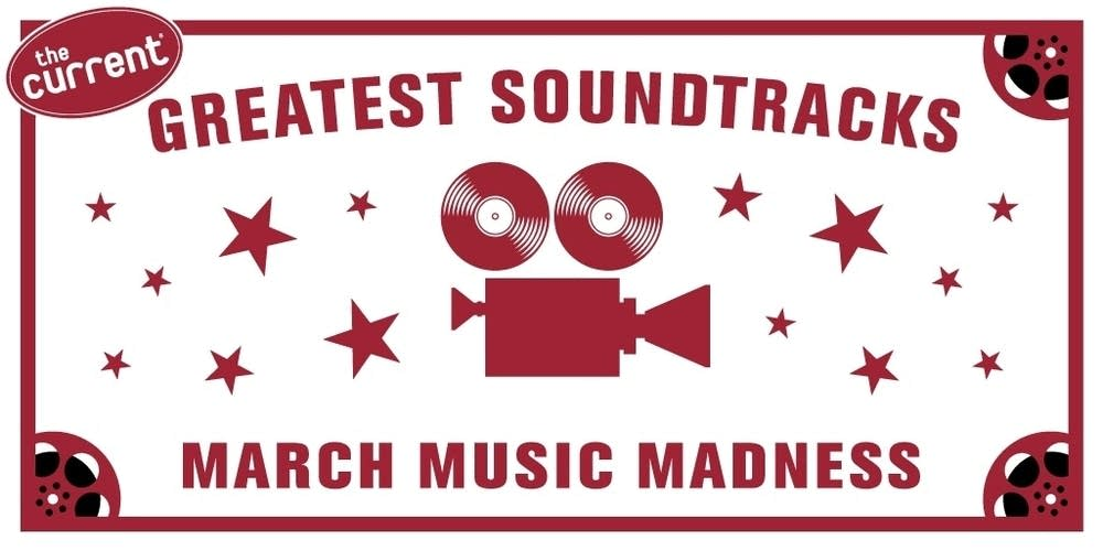 March Music Madness: Greatest Movie Soundtracks