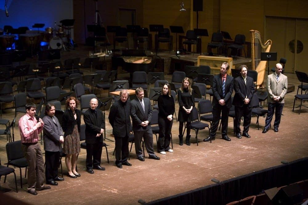 2006 Composer Institute