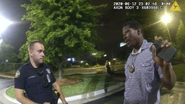 Atlanta cop who killed Rayshard Brooks had prior controversial shooting
