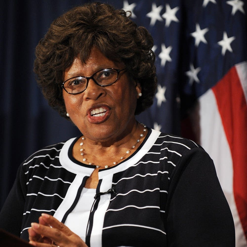 Former Surgeon General Joycelyn Elders s