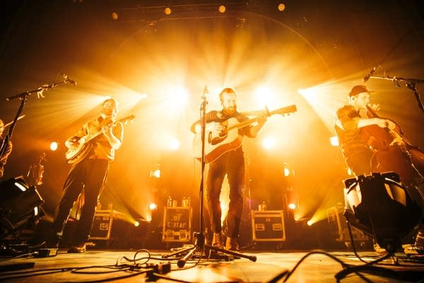 Trampled By Turtles at the Palace Theatre