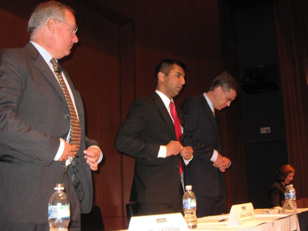 David Dillon, Ashwin Madia and Erik Paulsen