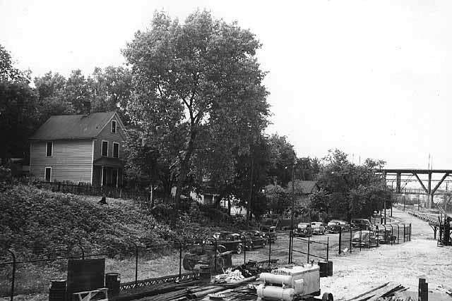 Bohemian Flats, circa 1940