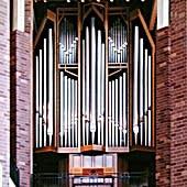 Mildred Andrews Boggess Memorial Organ, 1999 Fisk Opus 111