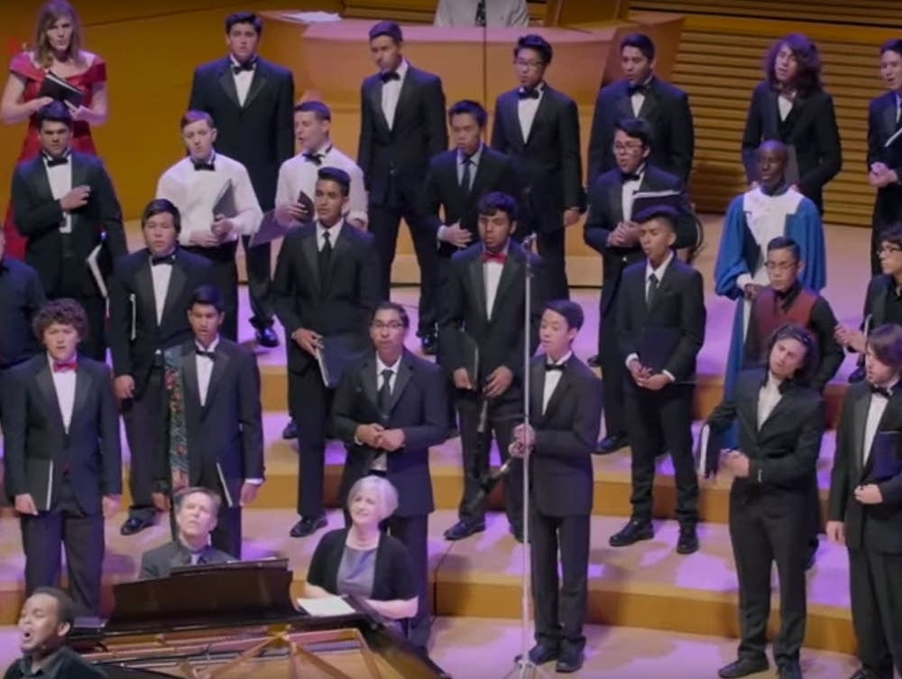LA Master Chorale High School Choir Festival