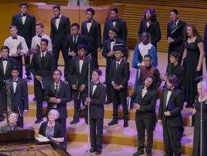 LA Master Chorale High School Choir Festival