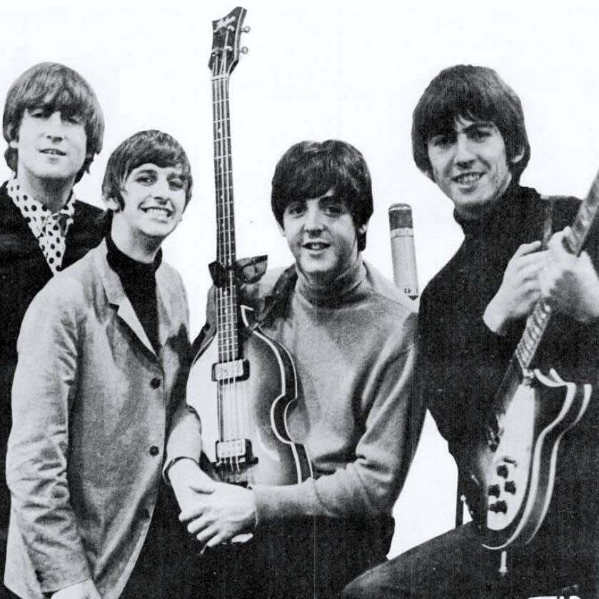 Beatles in 1965