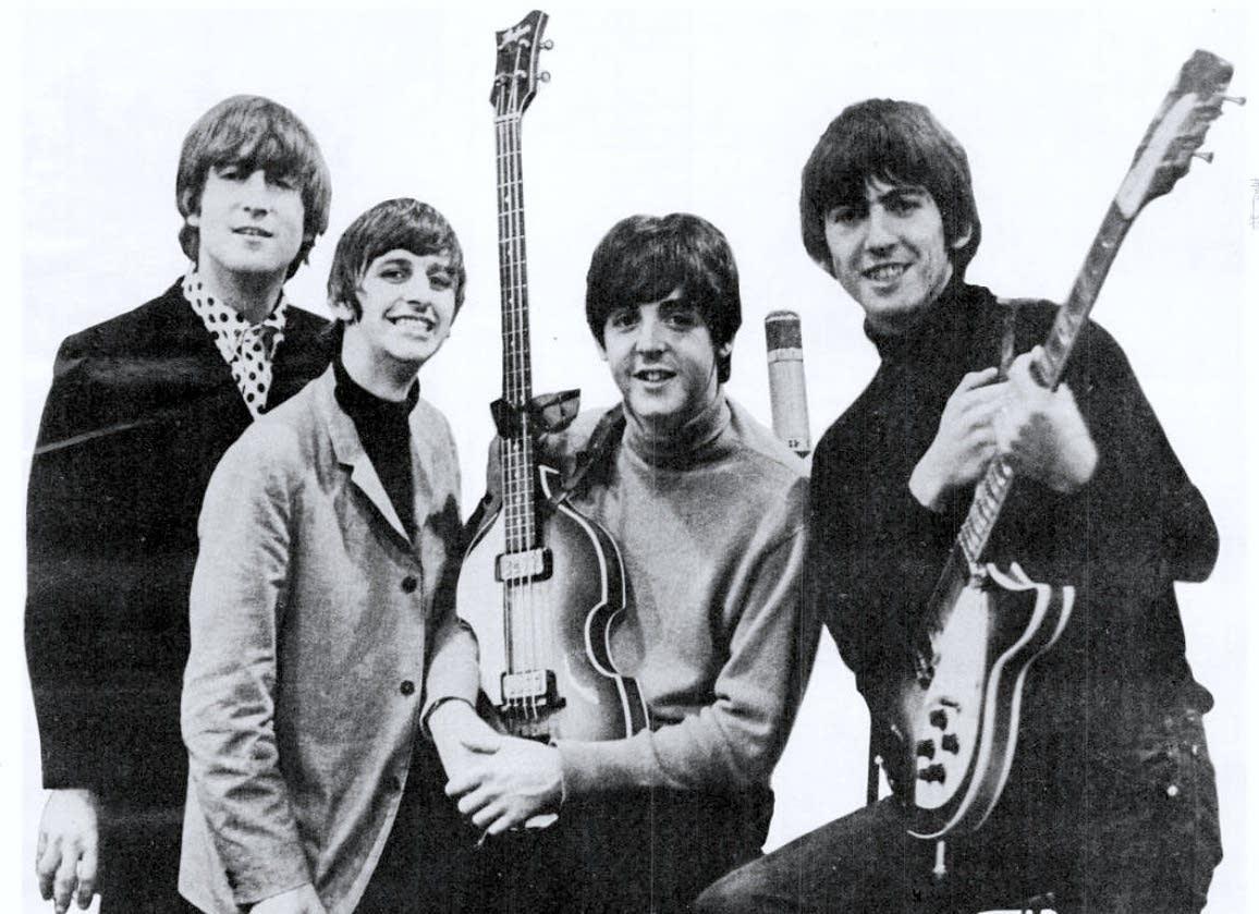 Beatles in 1965