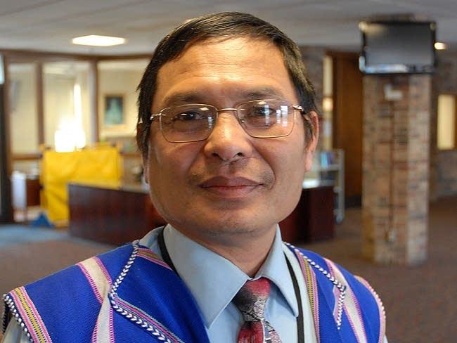 Wilfred Tun Baw