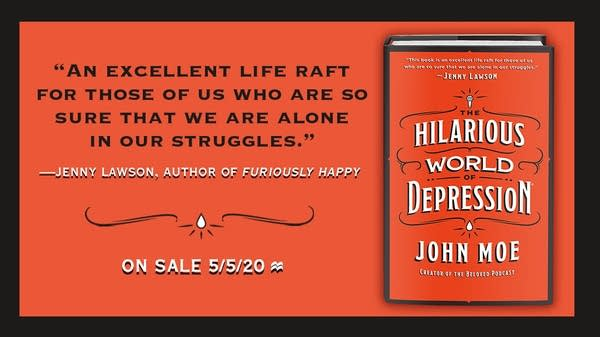 The Hilarious World of Depression book