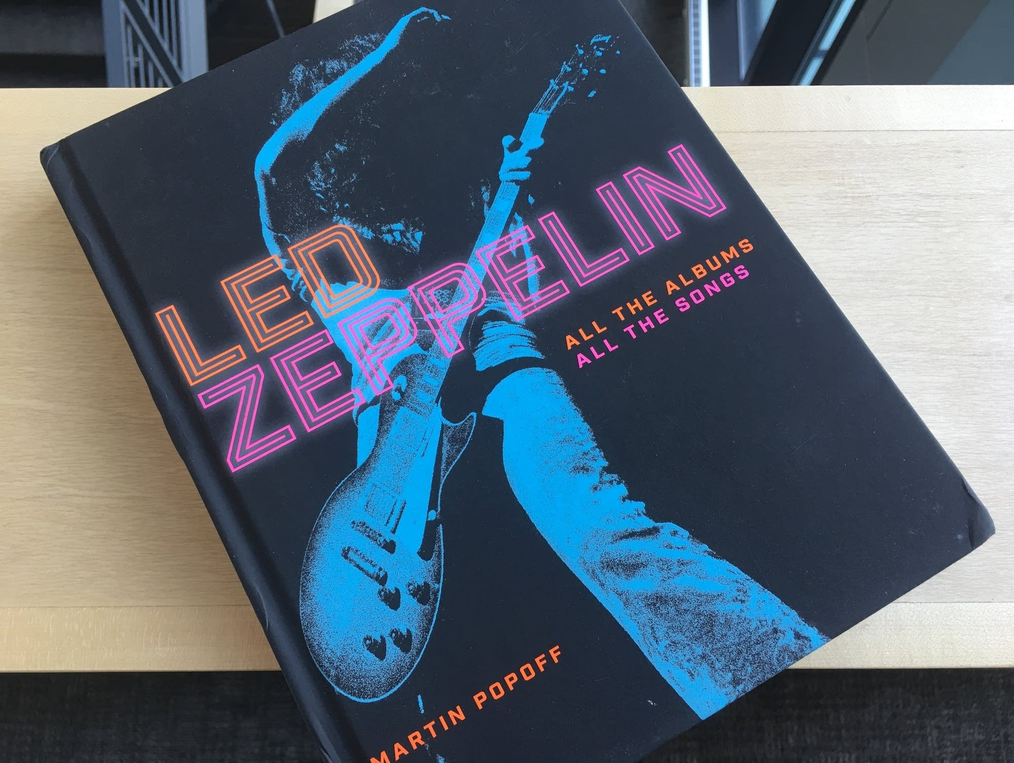 Martin Popoff's 'Led Zeppelin: All the Albums, All the Songs.'