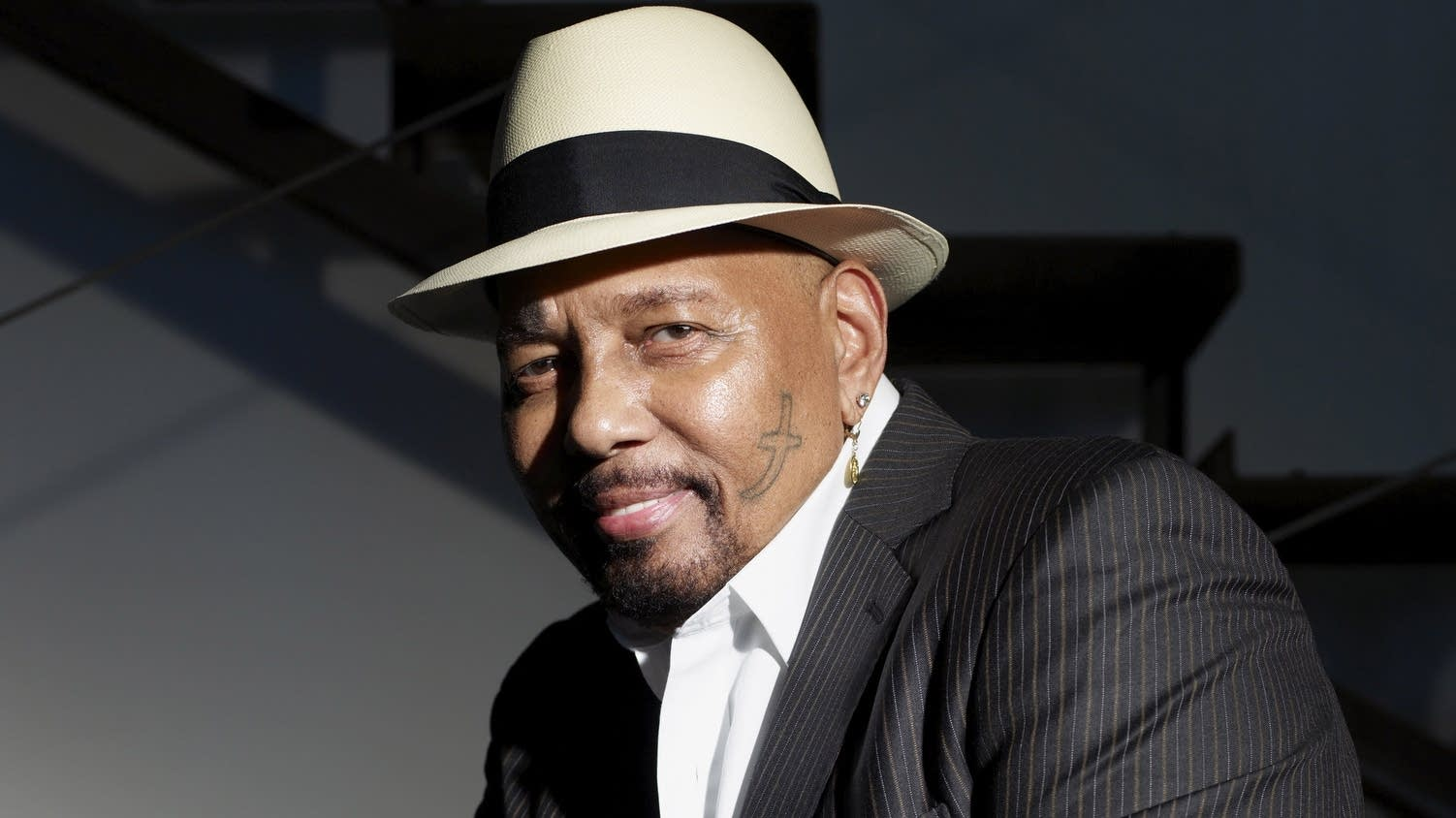 Aaron Neville. Photo credit:  Sarah A Friedman