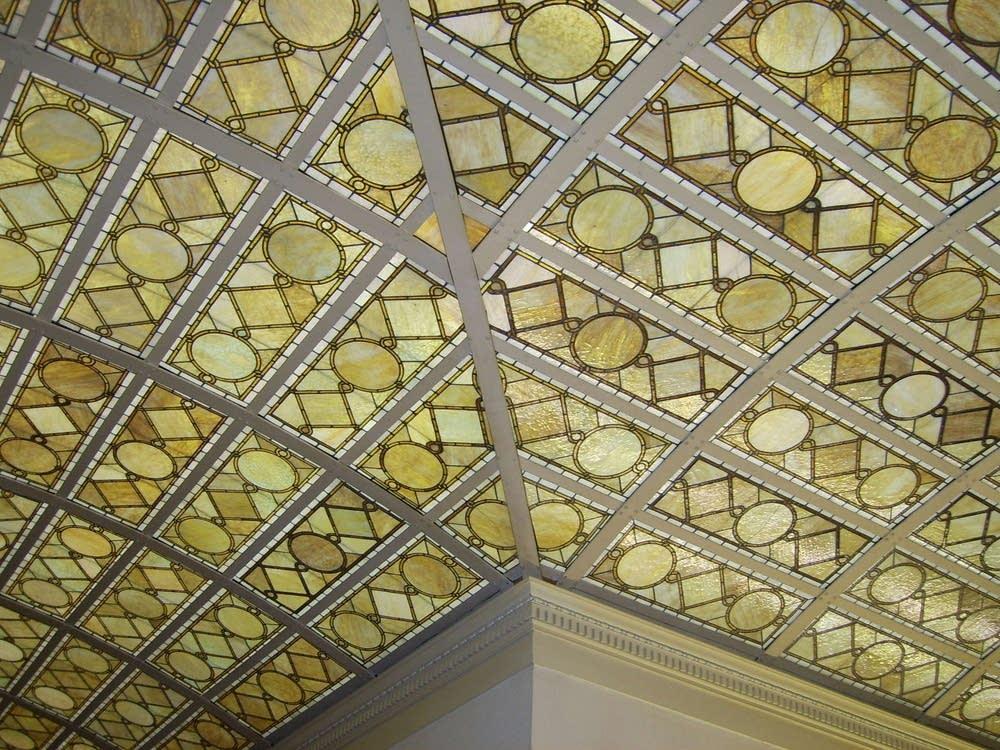 Endicott skylight
