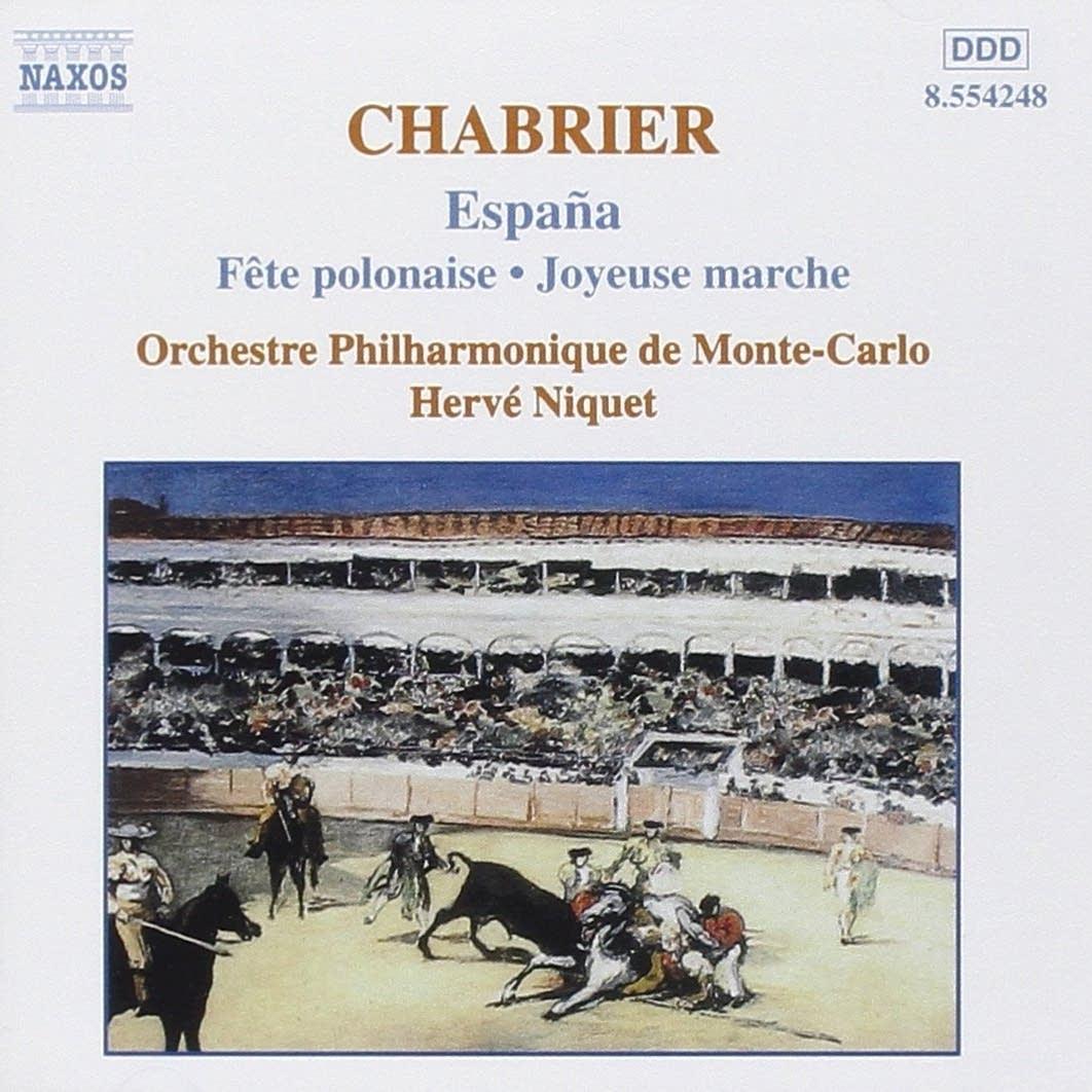 Emmanuel Chabrier - Joyous March