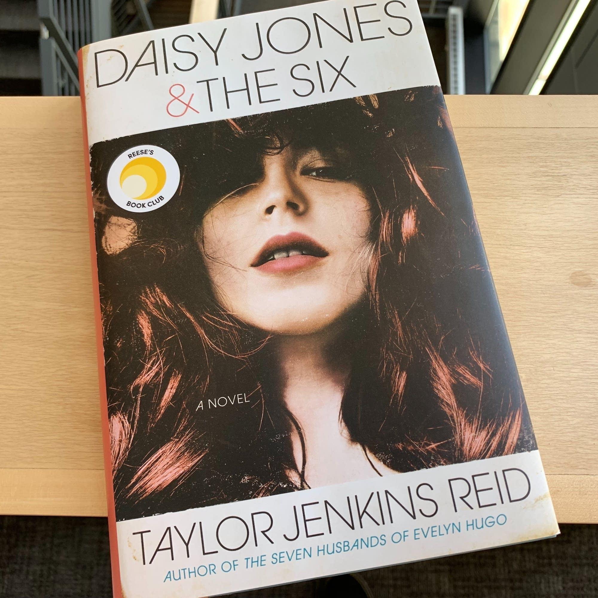 'Daisy Jones & the Six' by Taylor Jenkins Reid.