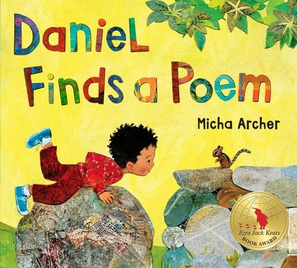 Julie's Library: Daniel Finds A Poem