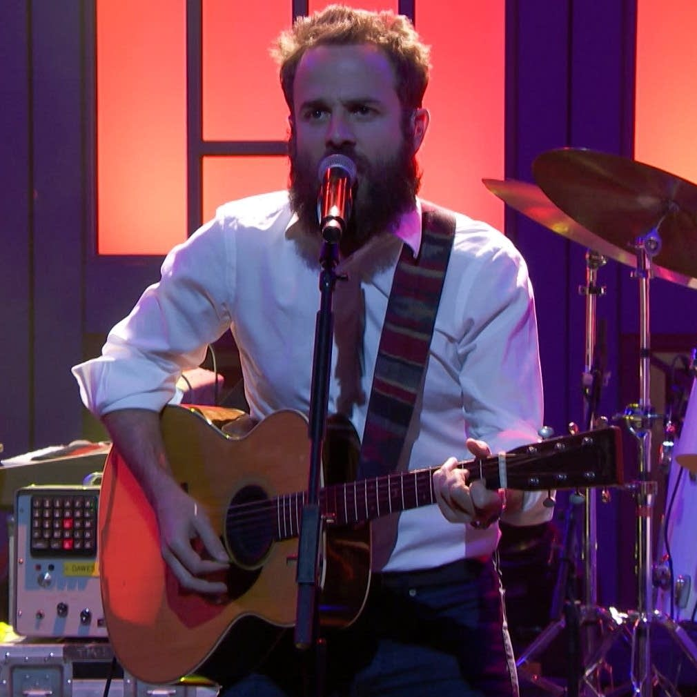 Dawes perform 'Mistakes We Should Have Made' on 'Conan'