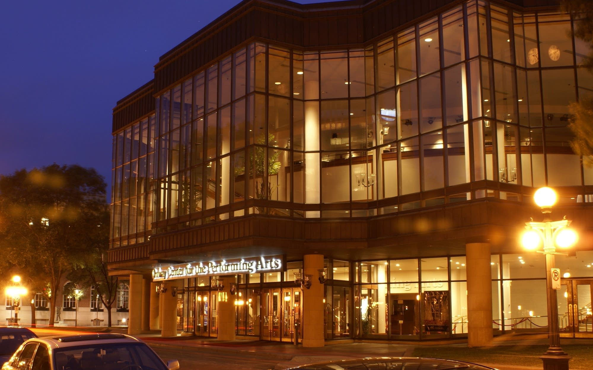 The Ordway Center in 2011