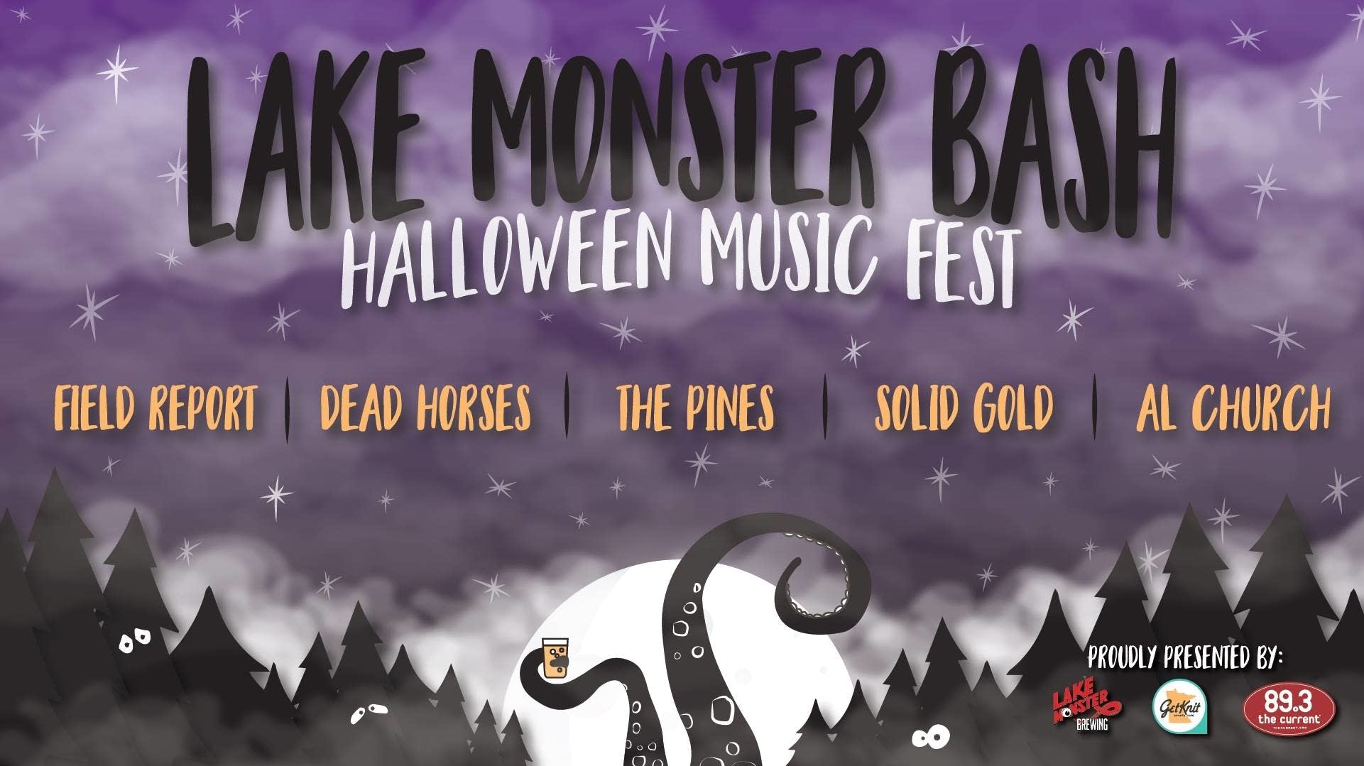 Lake Monster Brewing Halloween Festival