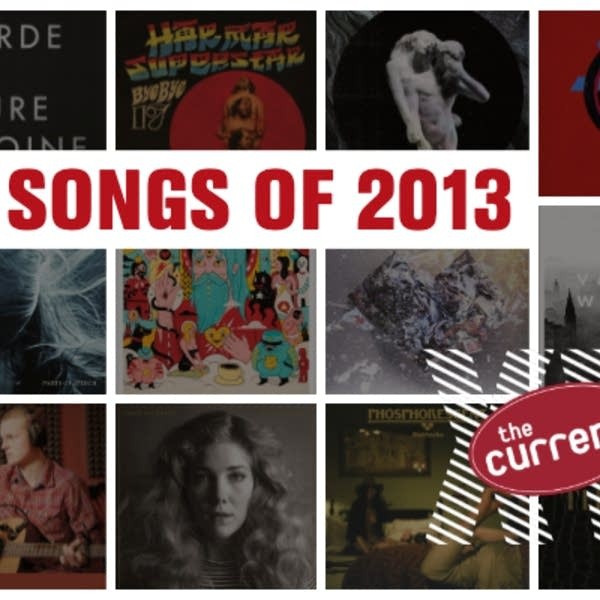 The Top Songs of 2013