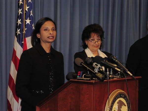 U.S. Attorney Rachel Paulose