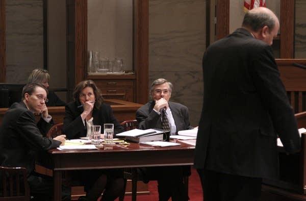 Supreme Court recount hearing