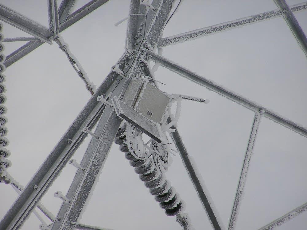 Power line monitor
