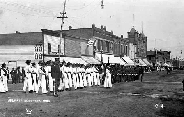 Zumbrota parade