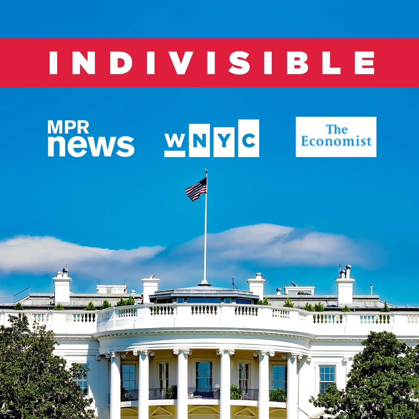 Indivisible Radio will examine President Trump's first 100 days