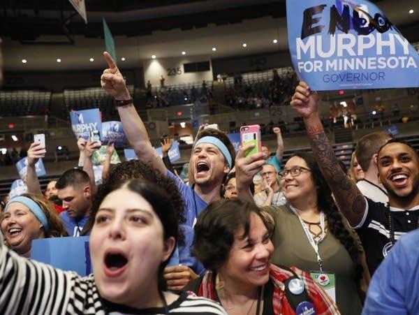 Minnesota DFL convention
