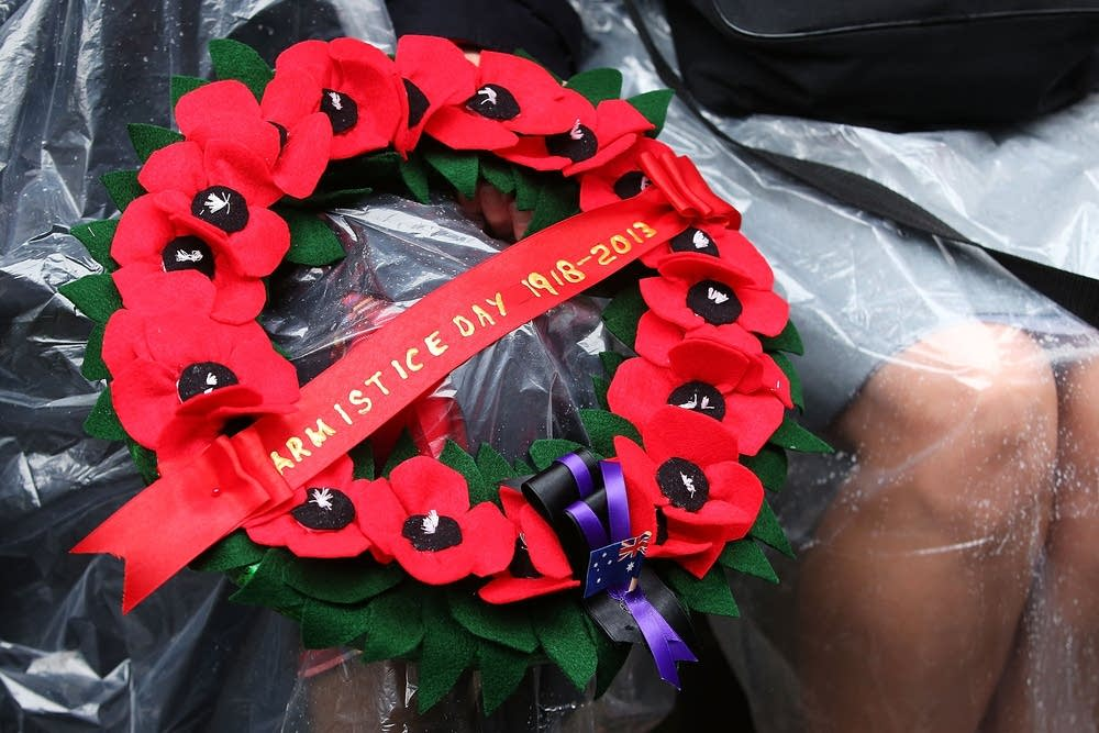 Remberance Day wreath