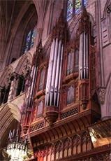 1938 Aeolian-Skinner organ at the Washington National Cathedral