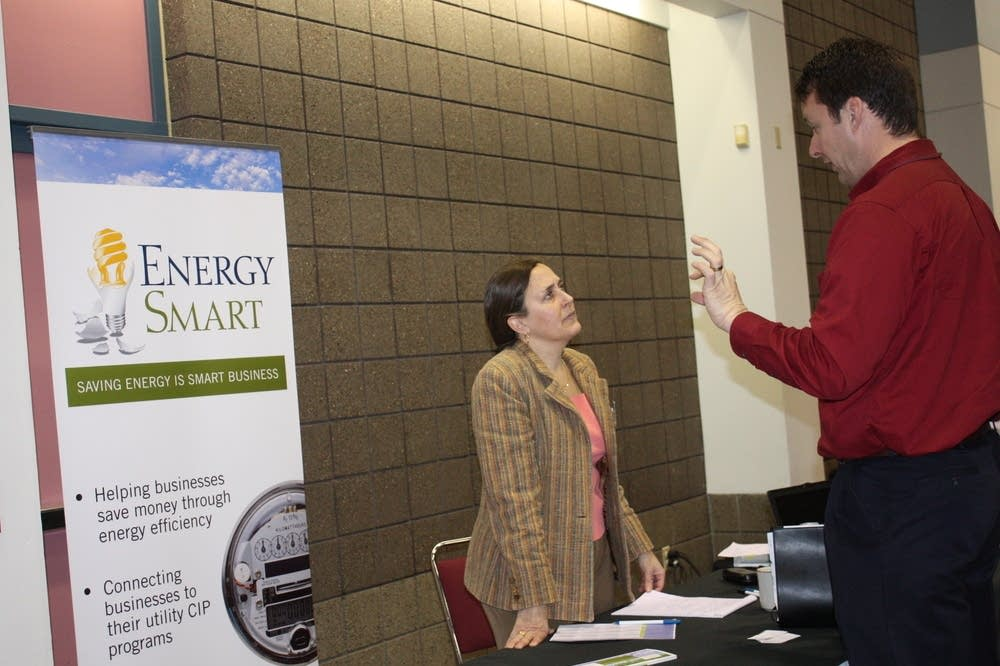 Presenting energy solutions