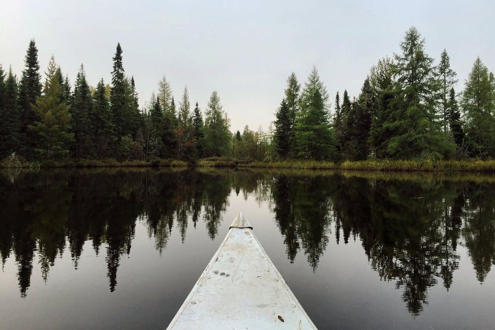 September in the BWCA