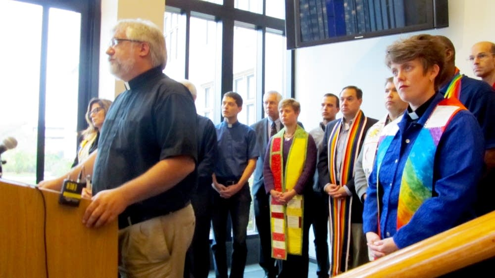 church supports same sex marriage in Minnesota