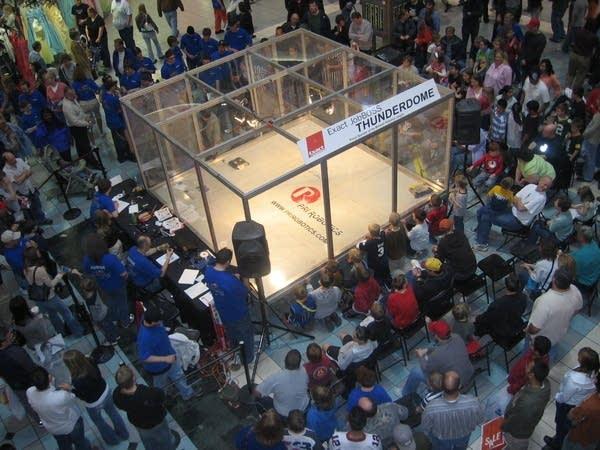 Robotics competition in 2013