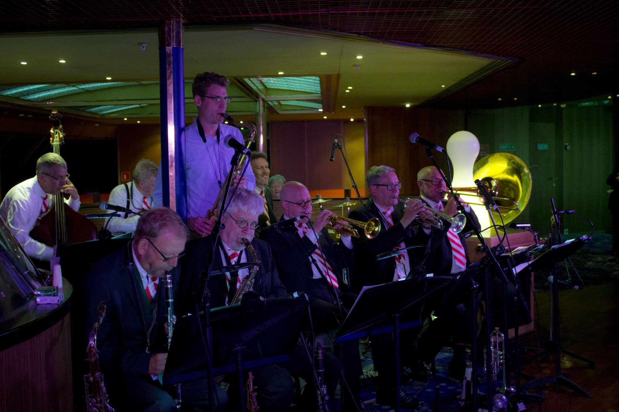 Edinburgh - 19 - The Swingin' Swedes