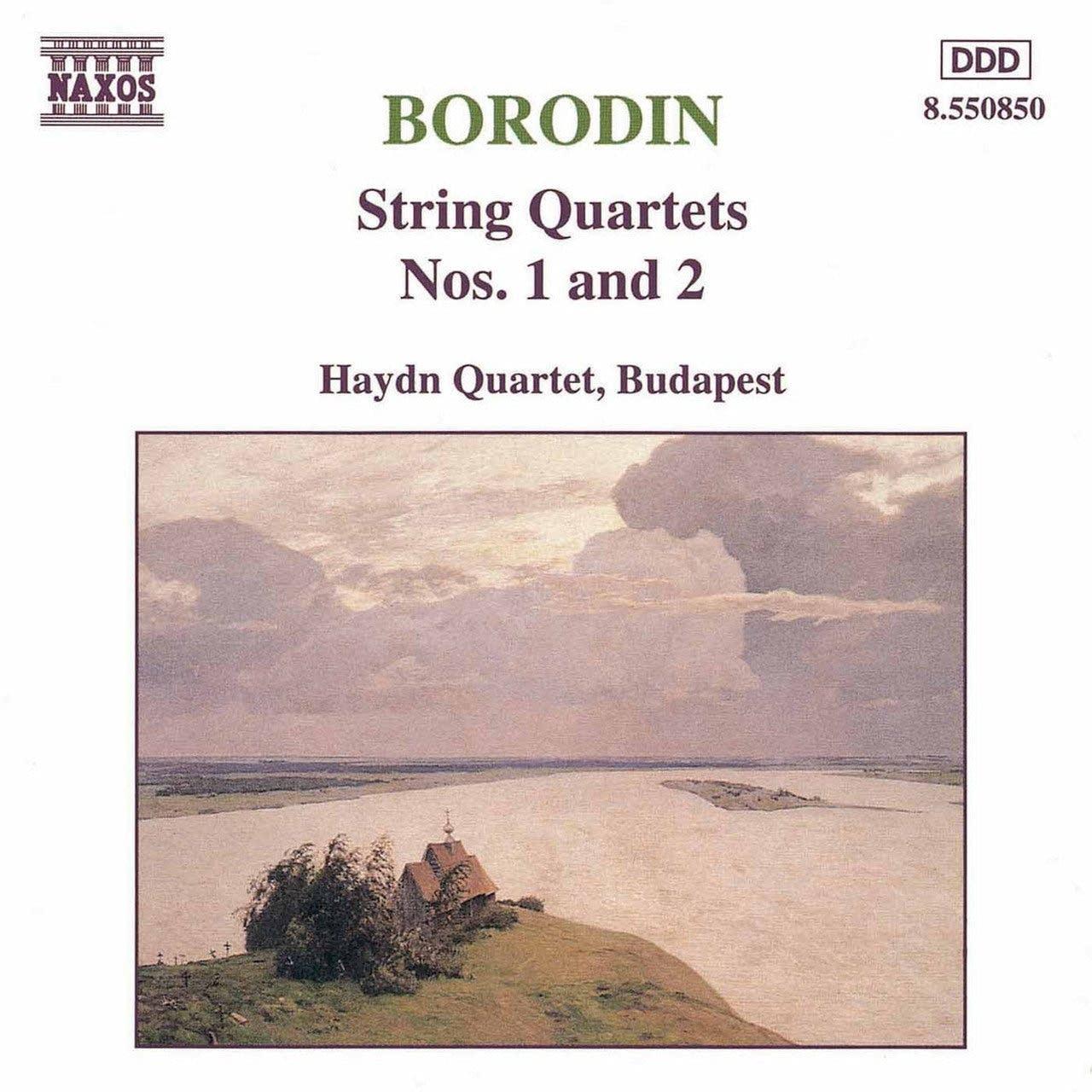 Alexander Borodin - String Quartet No. 2: Notturno