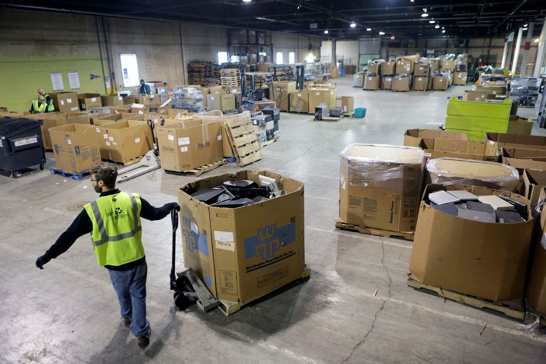 Tech Dump electronics recycling