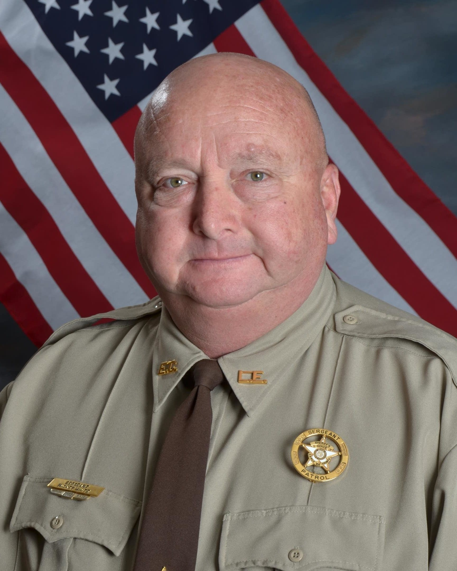 Sgt. Mickey White