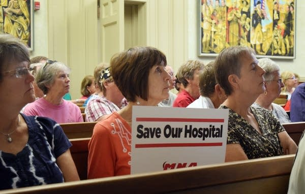 Mayo Clinic, Albert Lea agree to talk about local hospital's future