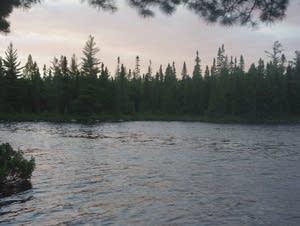 Sunset on Beth Lake