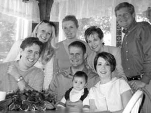 Sen. Tim Johnson's family