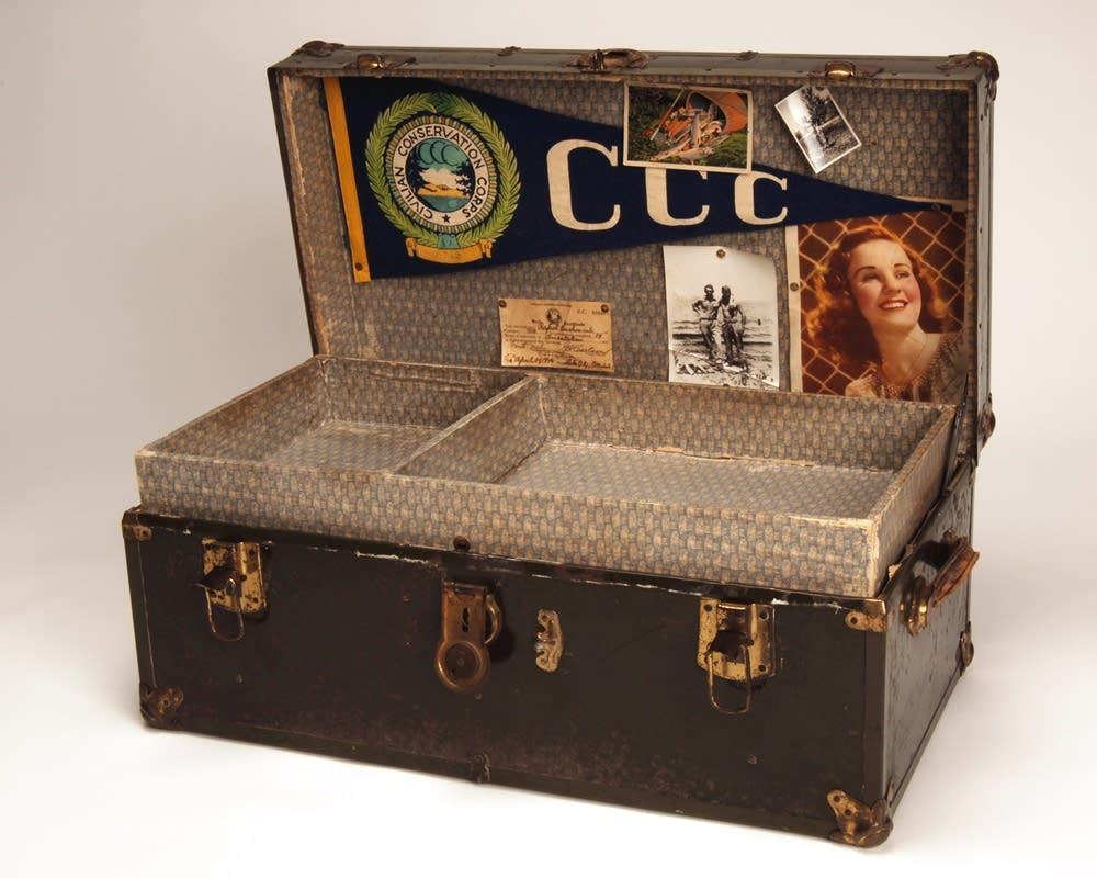Artifact from exhibit