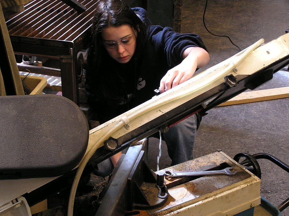 Fabricating parts