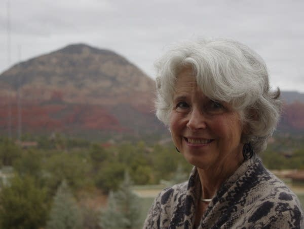 Jean Barton and her husband moved from Victoria, Minn., to Sedona, Ariz.