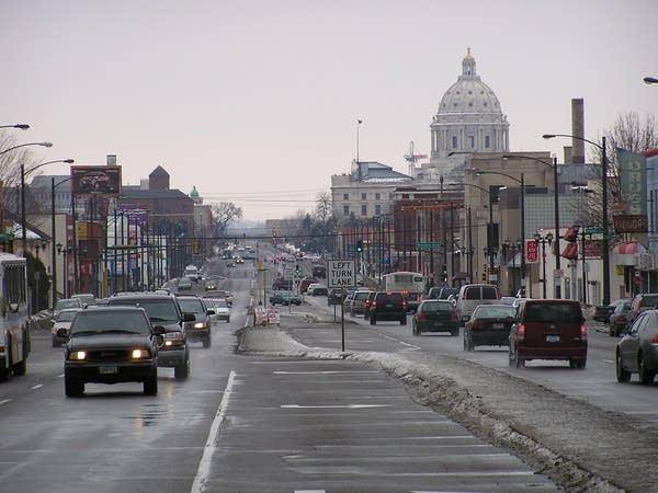 University Avenue