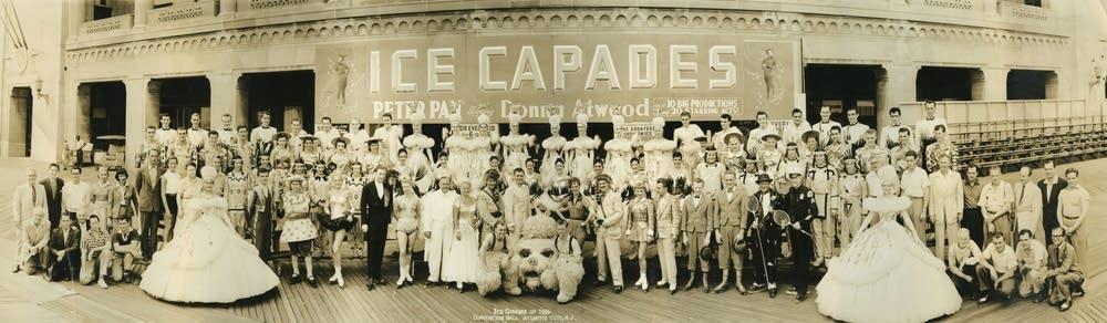 Ice Capades, 1956