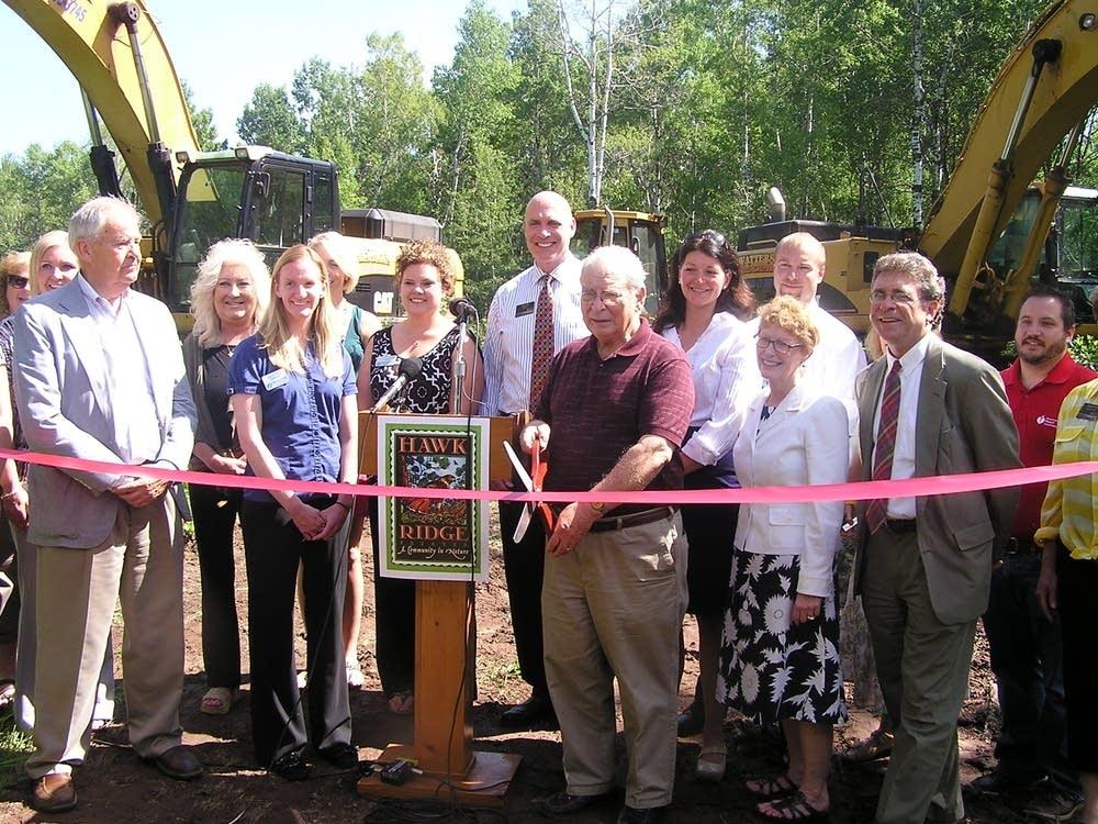 Duluth opens new housing development